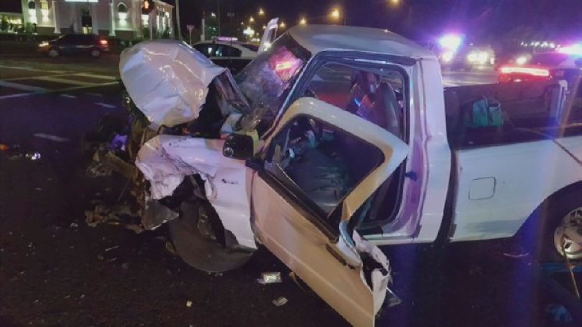 Month Old Baby Dies In Car Crash