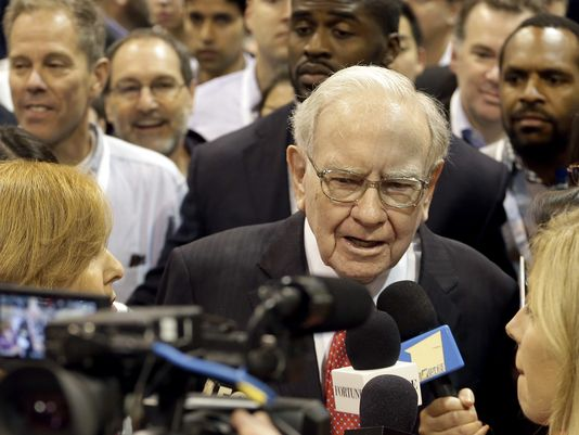 Apple's latest innovation ... a big stake for Berkshire