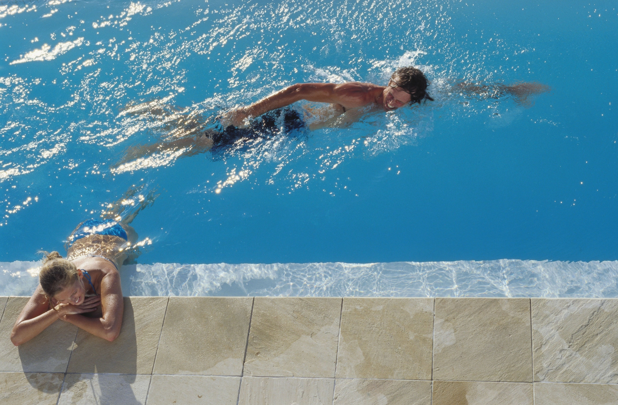 Cdc fecal contamination in most pools spas - Salt water swimming pools los angeles ...