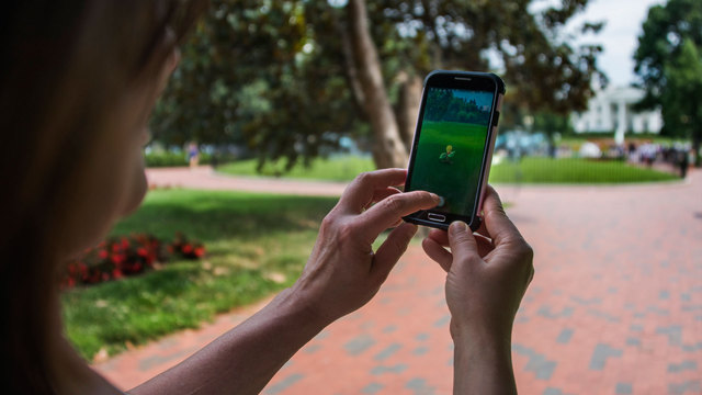Supervisor of Elections warns about playing Pokémon Go on Election Day