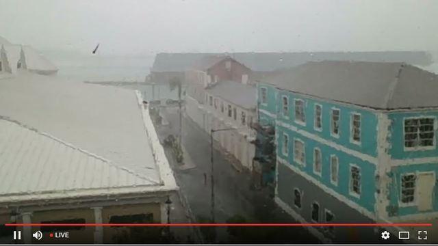 watch live  hurricane matthew webcam streams