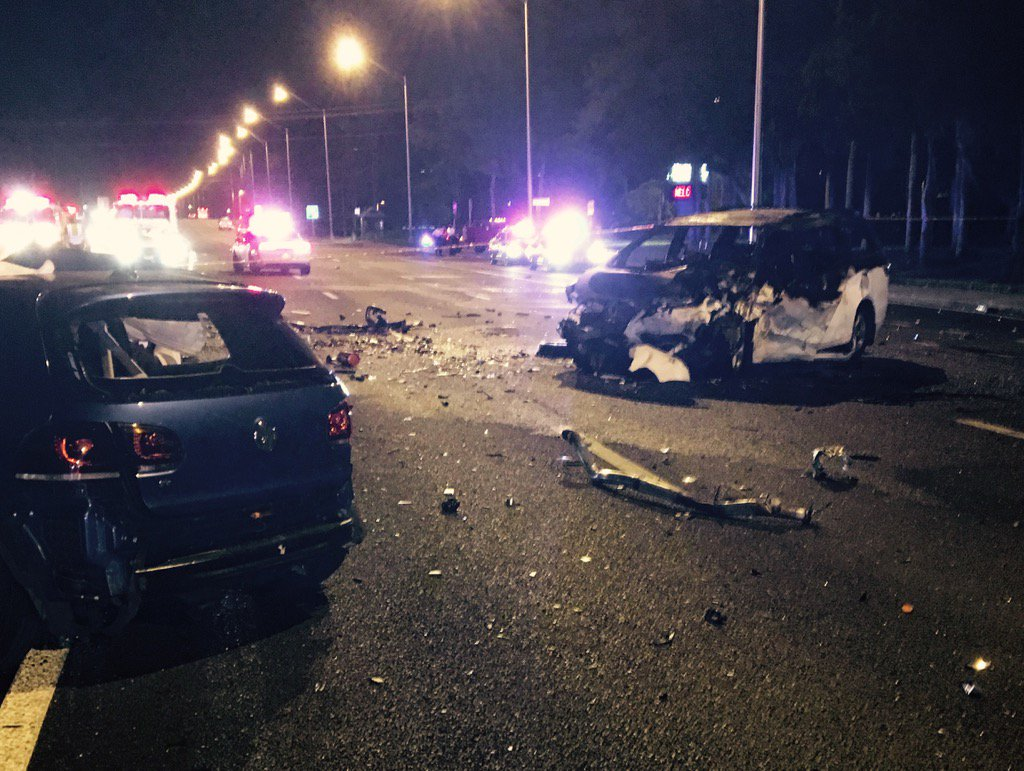 Florida Highway Patrol Traffic >> Speeding was factor in deadly MLK Jr. Blvd. crash that killed five | WTSP.com