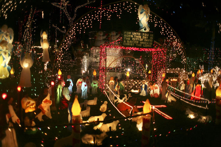 Best Christmas Lights Display In Tampa Bay