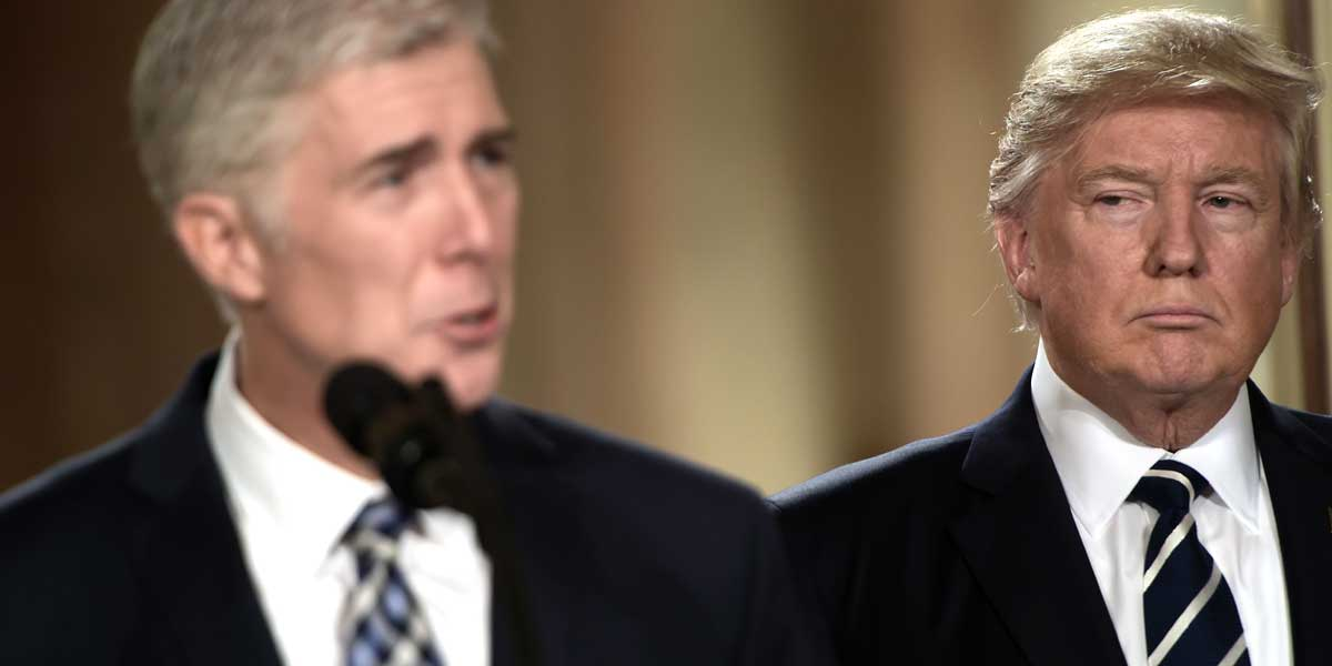 Analysis Neil Gorsuch Could Lead Supreme Court To A New