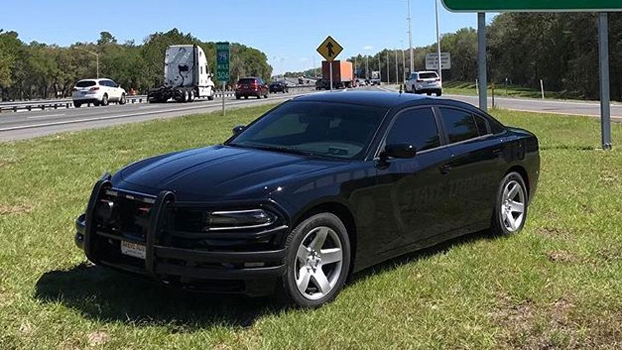 Florida Highway Patrol Traffic >> wtsp.com | FHP sending message with new 'ghost' squad cars