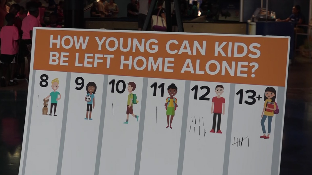 How Young Can Kids Be Left Home Alone Wtsp Com