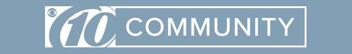 10 Community
