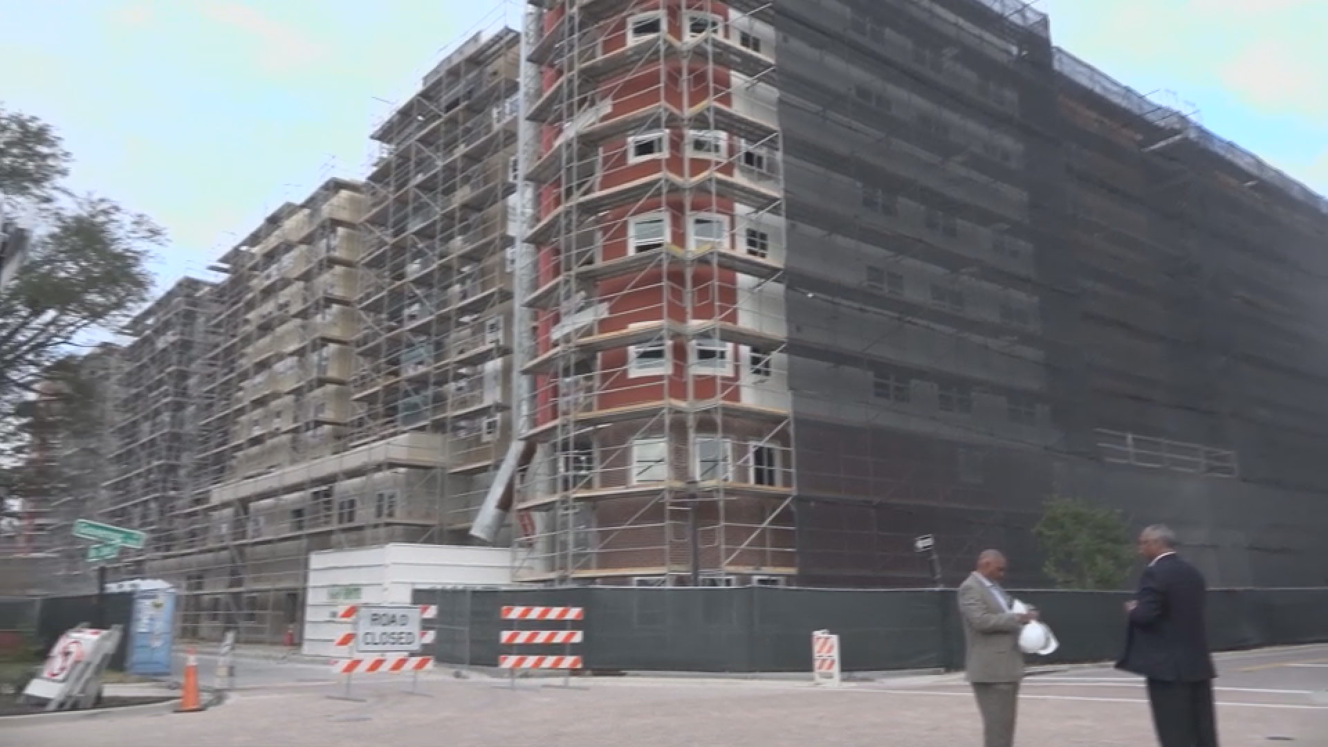 Another construction delay holds up Tampa affordable housing