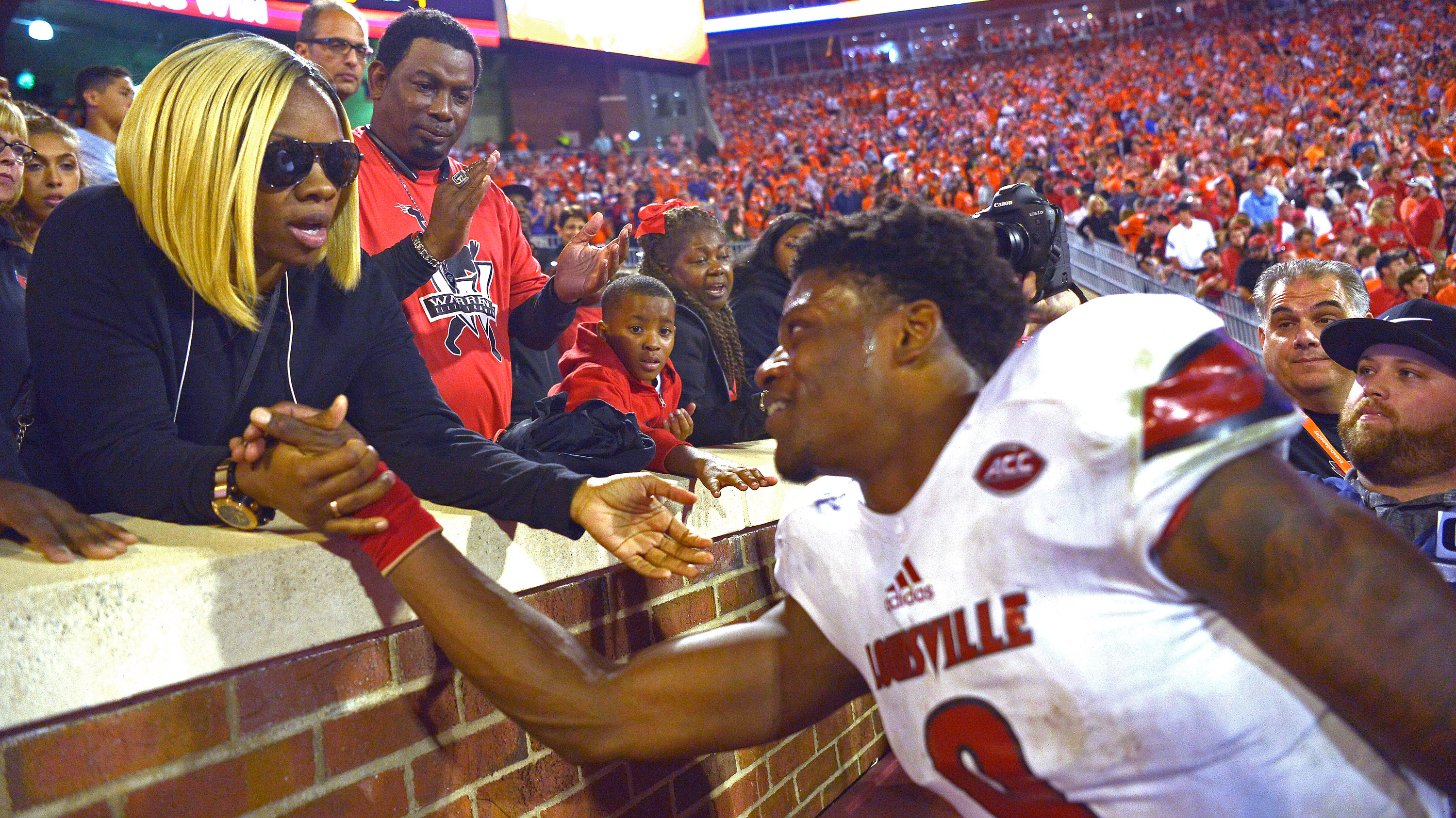 Nfl Combine 2018 Lamar Jackson S Mom To Represent Heisman Winner Other Observations Wusa9 Com