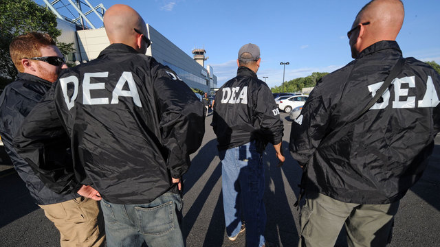 DEA mines Americans' travel records to seize millions